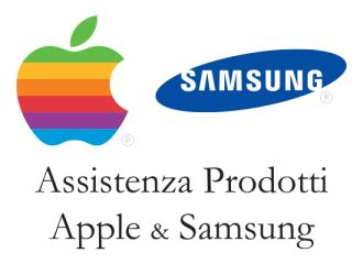 assistenza-apple-samsung